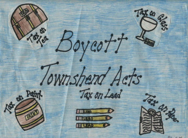 Boycott-Townshed-Acts