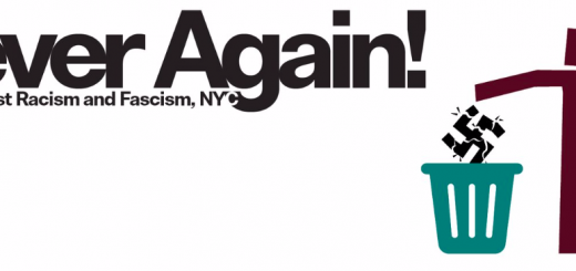 United Against Racism and Fascism NYC 520x245 - Manifest de United Against Racism and Fascism NYC en protesta a la visita de VOX a NY el diumenge 3 de març de 2019